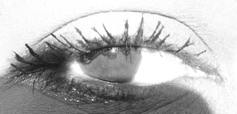 The light in my eye