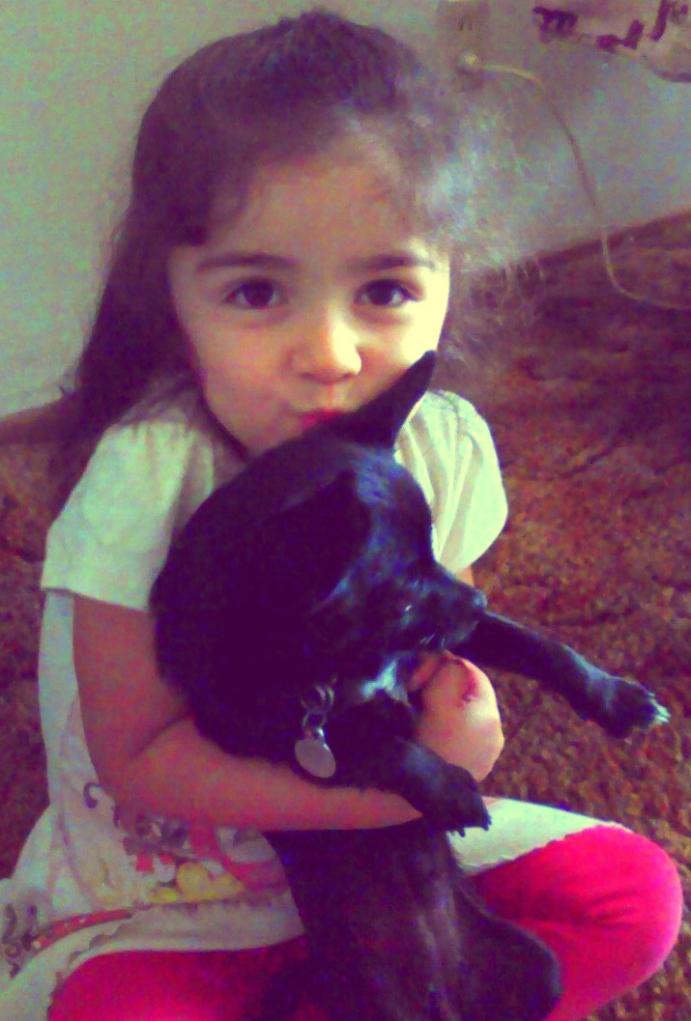 Ariyana and Chizzy