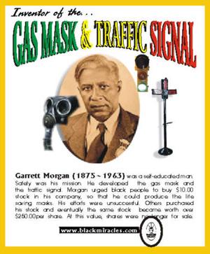 Garrett Morgan Inventor History Month Musings Amp Rants