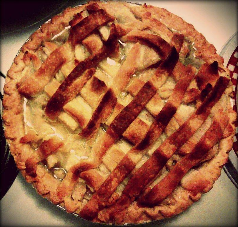 Pear Pie 1