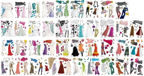 Whatever Happened to Paper Dolls?