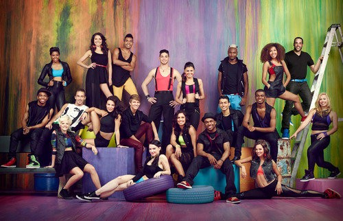 The top 20:  Aaron Turner, Alan Bersten, Alexis Juliano, Amy Yakama, BluPrint, Brittany Cherry, Carlos Garland, Curtis Holland, Dorian Hector, Du-Shant Stegall, Fik-Shun, Hayley Erbert, Jade Zuberi, Jasmine Harper, Jasmine Mason, Jenna Johnson, Makenzie Dustman, Mariah Spears, Melese Miller, Nico Greetham, Nigel Lythgoe, Paul Karmiryan