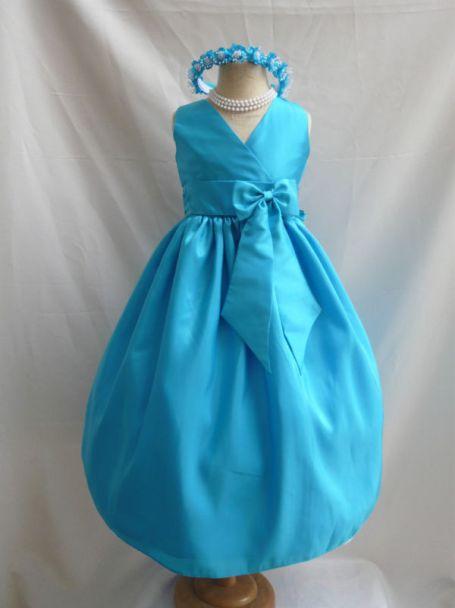 Flower Girl Dress/photo: eBay