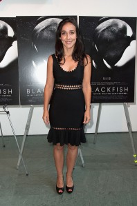 Director, Gabriela Cowperthwaite/photo: contactmusic.com