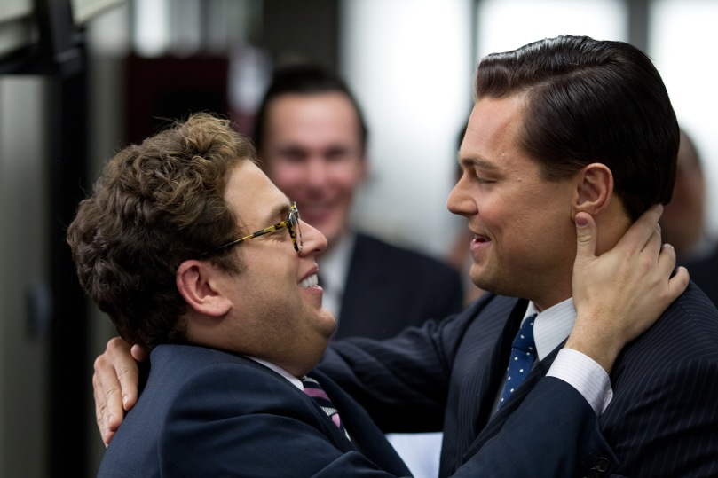Jonah Hill, Leo Di Caprio/photo: collidor.com