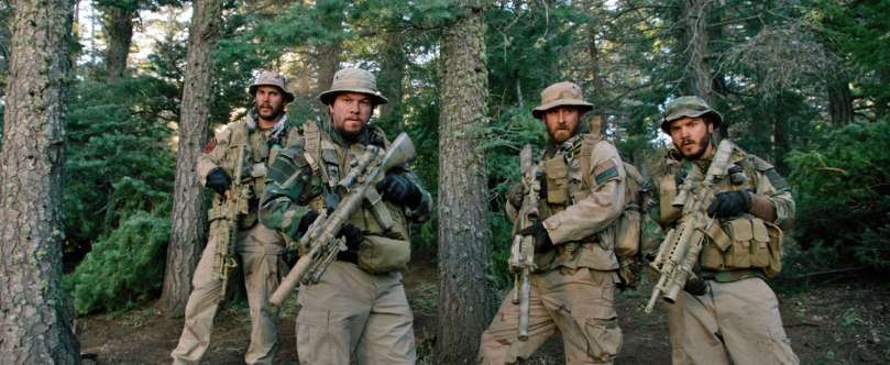 Lone Survivor Cast/photo: fatmovieguy.com