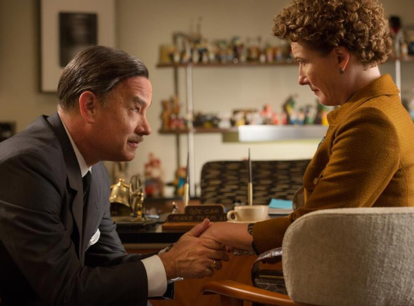 Tom Hanks, and Emma Thompson/photo: www.eonline.com