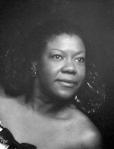 My auntie Lois, b.1947~d.2014