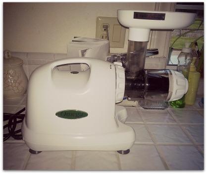 My Omega Juicer