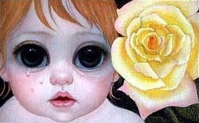 Margaret Keane's work/image: writtenignition.com