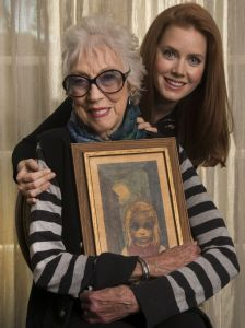 The real Margaret Keane now/image: usatoday.com